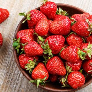 Fresas del Montseny